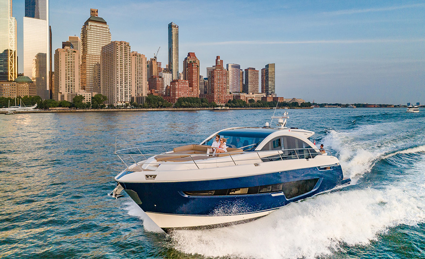 2020 Fairline Targa 65 Gran Turismo