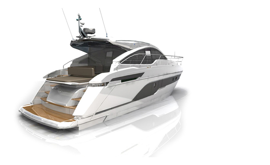 2020 Fairline Targa 45 Gran Turismo