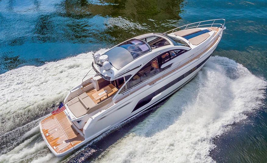2020 Fairline Targa 53 Gran Turismo